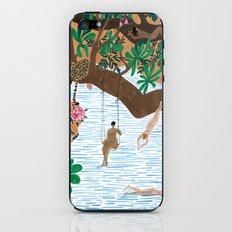 The Jungle Beach iPhone & iPod Skin