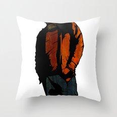 Casual Mercenary Throw Pillow