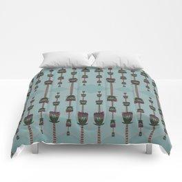 TULIP OF LIFE Comforters