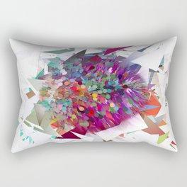 Techno Art by Nico Bielow Rectangular Pillow