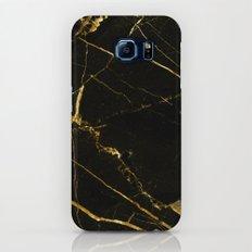Black Beauty V2 #society6 #decor #buyart Slim Case Galaxy S8