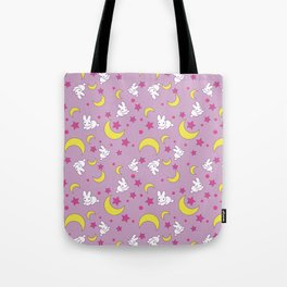 Usagi's Pattern Old Style Tote Bag