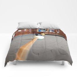 Eight Ball Corner Pocket Comforters