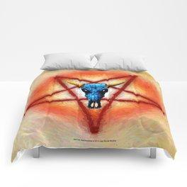 NATIVE PENTAGRAM - 018 Comforters
