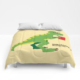 Dorkasaurus Comforters