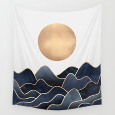 Waves Wall Tapestry
