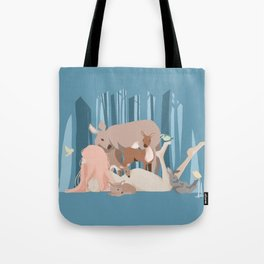 Earth-Mother Tote Bag