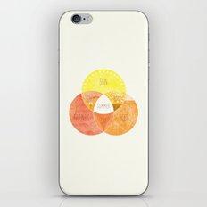 Venn it's Summer! iPhone & iPod Skin