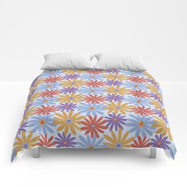 Daiseez-Sunset Colors Comforters