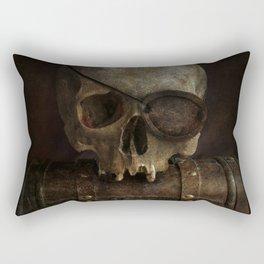 The Lost Treasure Rectangular Pillow