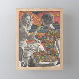 Healer Framed Mini Art Print