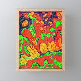 Sketchbook 16 Framed Mini Art Print
