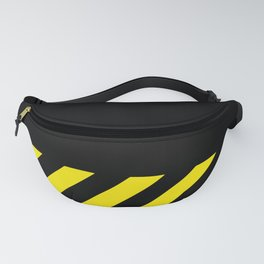 """CAUTION"" Fanny Pack"