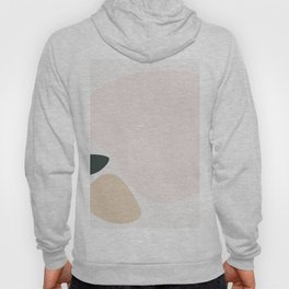 Abstract Shape Series - Apple Hoody