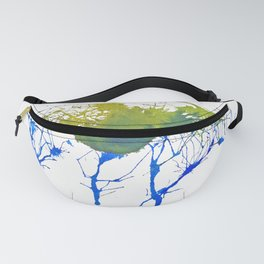 Natural ink Fanny Pack