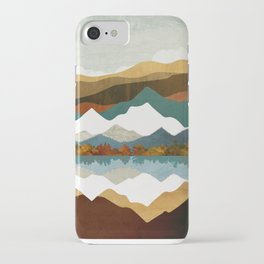 Winter Lake iPhone Case