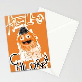 gritty, devourer of souls Stationery Cards