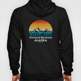Fireweed Mountain Alaska Hoody