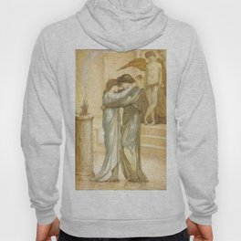 "Edward Burne-Jones ""The Altar of Hymen' Hoody"