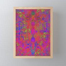 Birds of Expression Framed Mini Art Print