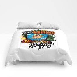 Don't worry, die happy! Comforters