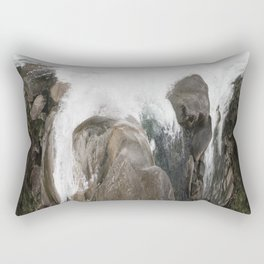 The Falls Rectangular Pillow