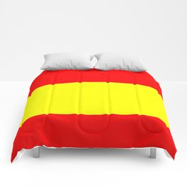 Flag of spain 4-spain,espana, spanish,plus ultra,espanol,Castellano,Madrid,Barcelona Comforters