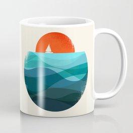 Deep blue ocean Coffee Mug