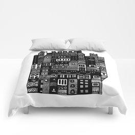 Neighborhood II Comforters