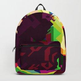 Brian Harold May Pop Art WPAP Backpack