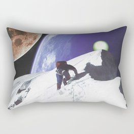 Nite Hike Rectangular Pillow