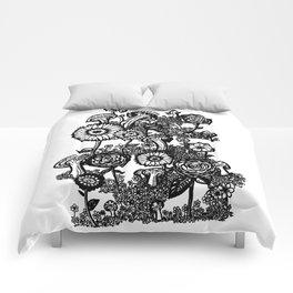 Field of Floweres Comforters