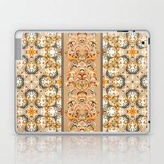 Boho Floral Fantasy Pattern Laptop & iPad Skin