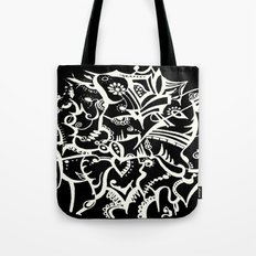 Abstract Love 1  Tote Bag