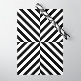 Chevronish Wrapping Paper