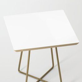 If I Told You That A Flower Bloomed In A Dark Room Would You Trust It? Side Table