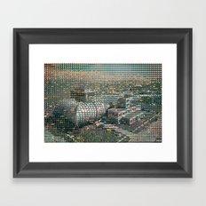 Lenticular 2 Framed Art Print