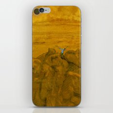 The Lord of the Mountains iPhone & iPod Skin