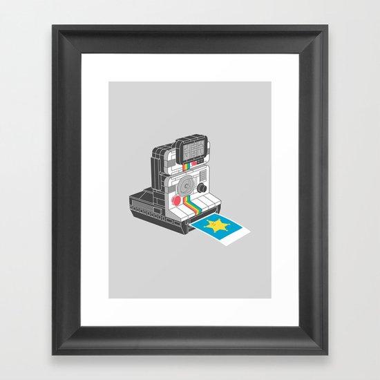 I Shot The Sheriff  Framed Art Print