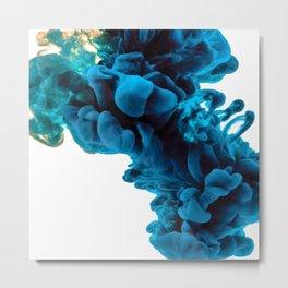I Feel Blue Metal Print