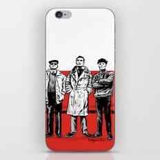 Three dudes iPhone & iPod Skin