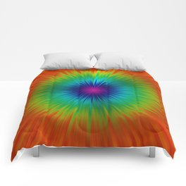 Burst of Colour Comforters
