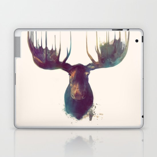 Moose Laptop & iPad Skin