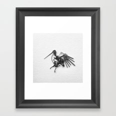 Rad's Birds Framed Art Print