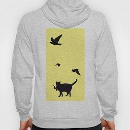 Cat Catch Hoody