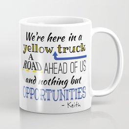 What's the Rush? - Keith Coffee Mug