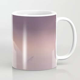 Misty Mountains. Coffee Mug