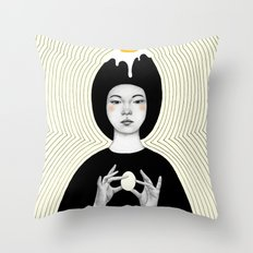 Ora Throw Pillow