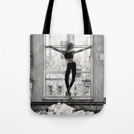 ballerina 3 Tote Bag
