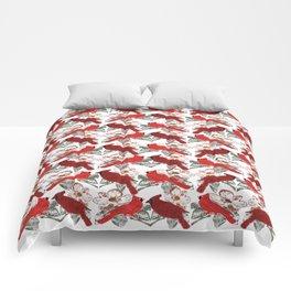 Little Cardinals Comforters
